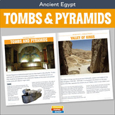 Ancient Egypt - Pyramids & Tombs
