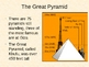 Ancient Egypt - Pyramids & Sphinx