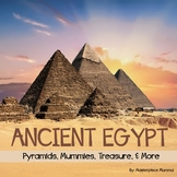 Ancient Egypt: Pyramids, Treasure, Mummies, and More!