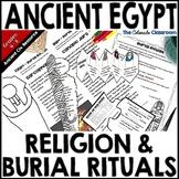 Ancient Egyptian Gods   Religion   Burial Rituals   Mummies