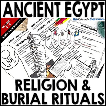 Ancient Egypt - Religion & Burial Rituals