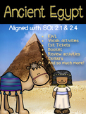 Ancient Egypt  2.1 and 2.4