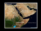 Ancient Egypt Satellite Map Physical Geography PowerPoint