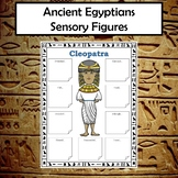 Ancient Egypt Sensory Figures