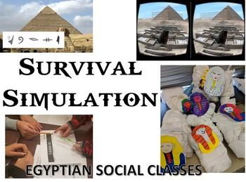 Ancient Egypt Social Classes - Survival Simulation