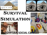 Ancient Egypt Social Classes - Survival Simulation