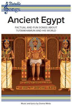 Ancient Egypt Songs - Tutankhamun, Pyramids, Hieroglyphics and much more!
