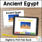 Ancient Egypt Tab Book (Includes Digital Version)