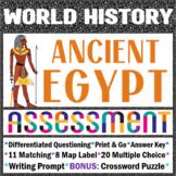 Ancient Egypt Test