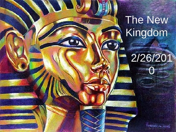 Ancient Egypt - The New Kingdom