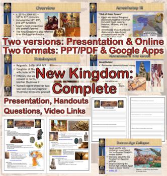 Ancient Egypt: The New Kingdom
