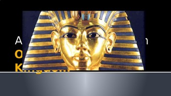Ancient Egypt The New Kingdom PowerPoint Lecture
