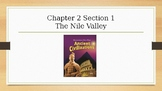 Ancient Egypt: The Nile Valley Powerpoint