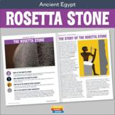 Ancient Egypt - The Rosetta Stone