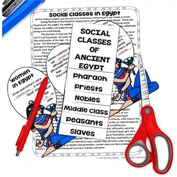 Ancient Egypt - The Social World