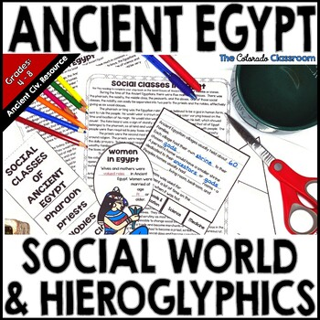 Ancient Egypt - The Social World