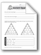 Ancient Egypt (Thinking Skills)