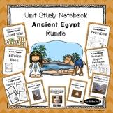 Ancient Egypt Unit Bundle - Printable Crafts and Timeline