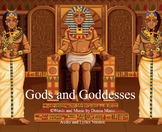 Ancient Egypt Unit - Gods and Goddesses