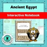 Ancient Egypt Unit Interactive Notebook