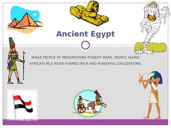 Ancient Egypt Unit Presentation