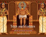 Ancient Egypt Unit - Toys and Games