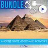 Ancient Egypt Video & Activities BUNDLE!