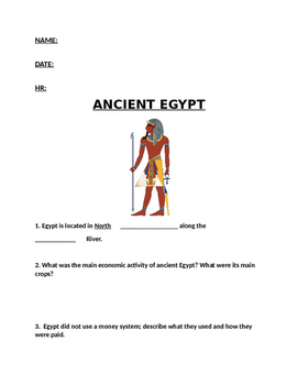 Ancient Egypt WS