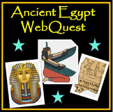 Ancient Egypt WebQuest