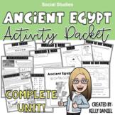 Ancient Egypt Workbook [Grades 2-3]