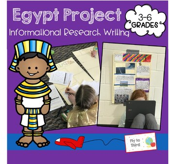 Ancient Egypt Writing Research Project