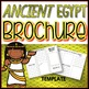 Ancient Egypt and China Brochures