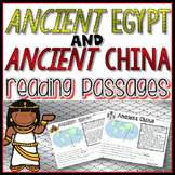 Ancient Egypt and China Readings