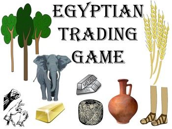Ancient Egypt and Kush Trading Game