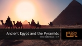 Ancient Egypt and the Pyramids lvl 7