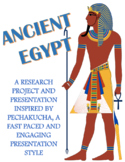 Ancient Egypt Informational Text and Research Presentation Lesson