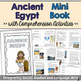 Ancient Egypt Mini Book
