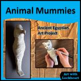Ancient Egyptian Animal Mummies Art Project