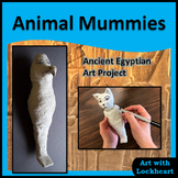 Ancient Egyptian Animal Mummies Art Project