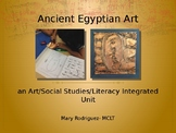 Ancient Egyptian Art Integrated Unit Outline