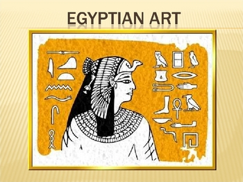 Ancient Egyptian Art Powerpoint
