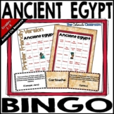 Ancient Egyptian Bingo