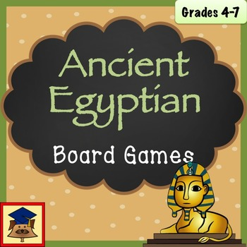 Ancient Egyptian Board Games