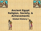 Ancient Egyptian Culture Presentation