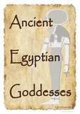 Ancient Egyptian Goddesses