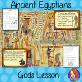 Ancient Egyptian Gods Complete History Lesson