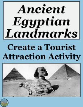Ancient Egyptian Landmarks Activity