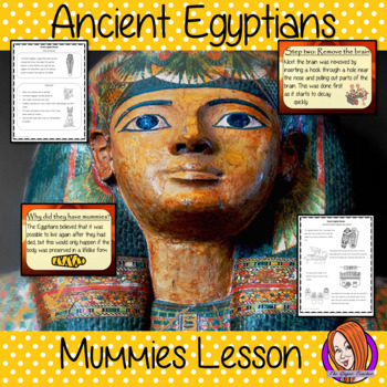 Ancient Egyptian Mummies  - Complete History Lesson