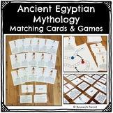 Ancient Egyptian Mythology Cards