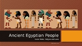 Ancient Egyptian 'People' Powerpoint